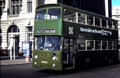 Merseyside PTE 1534 (GKA534M) 081977   Merseyside PTE took d…   Flickr Liverpool History, Double Decker Bus, Bus Coach, London Bus, Coaches, Abandoned Places, Buses, Trains, Transportation