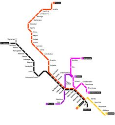planos metro bilbao - Buscar con Google