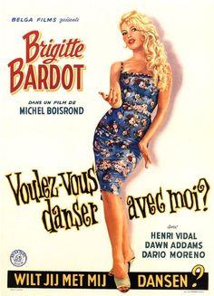 Brigette Bardot Style