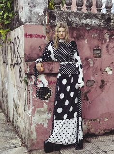 Lily Donaldson in Vogue Australia September 2016 by Sebastian Kim