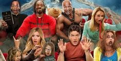 New SCARY MOVIE 5 clip with Lindsay Lohan, Charlie Sheen!