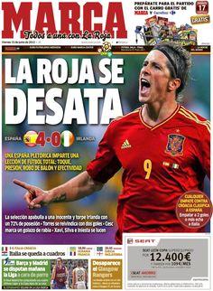 La portada del 15 de junio de 2012