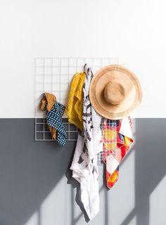 DIY ideas for your home or studio. #diy#paint #halfwall #decorideas