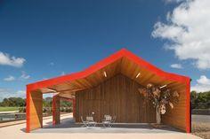 © John Gollings Architects: BKK Architects Location: Royal Botanic Gardens Cranbourne, Cranbourne VIC 3977, Australia Design Team: Tim Black, Julian