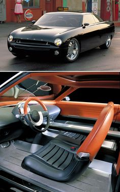 Ford concept car- beautiful! (not the greatest interior though) concept car
