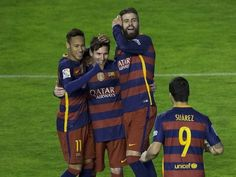 Live Commentary: Barcelona 3-1 (5-1) Arsenal - as it happened