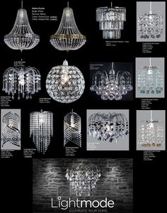 Chandelier Style Modern Ceiling Light Shade Droplet Pendant Acrylic Crystal Bead in Home, Furniture & DIY, Lighting, Lampshades & Lightshades   eBay!