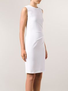 Narciso Rodriguez Crepe Dress - Forty Five Ten - Farfetch.com