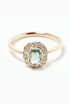 30 coloured stone engagement rings - 30 Coloured-Stone Engagement Rings - sapphire, ruby, emerald & more | Stylist Magazine