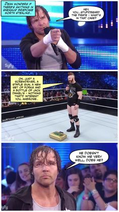 Credit JenJ@forever-ambrose. I have to add, I LOVE his face in the bottom pic