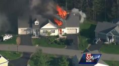 Video: House Explodes During Live TV Coverage - A Funny Video on KillSomeTime