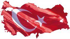 Turkey Flag 3200x1461 Wallpaper (Türk, Türkiye Cumhuriyeti Bayrağı)