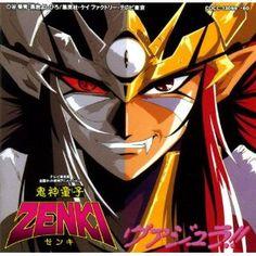Kishin Douji Zenki 鬼神童子ZENKI 1995