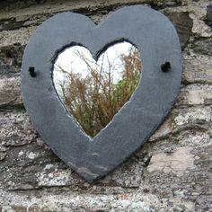 Cornish slate crafts