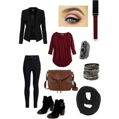 LookInspired: Max Black of 2 Broke Girls by milehperdomor on Polyvore featuring polyvore, moda, style, American Eagle Outfitters, Topshop, Rodarte, Chinese Laundry, The Sak, Amrita Singh, Express, Paula Bianco and Witchery