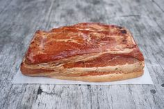 Americká slanina | Cuketka Curing Bacon, Kielbasa, Smoking Meat, Sous Vide, Food 52, Carne, Steak, French Toast, Sandwiches