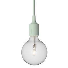 "E27-Socket Pendant Lamp"" Halogen"
