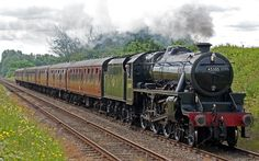 LMS Class 5 (Black Five) 4-6-0 No.45305