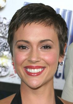 short hair styles | Short Hairstyles – Short Hair Ideas From Celebrity…