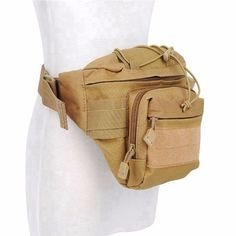21002d854a875 Nowy wojskowy Tactical Talii Torba na ramię Molle Camping Hiking Pouch