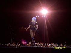 Madonna's butt during Human Nature