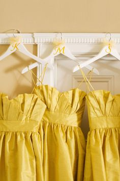 dresses are cute....hangers cute too