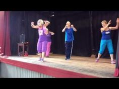 Zumba Gold Macarena Cellulite Exercises 2615eddb188