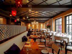 Fine Dining at the UK's Oldest Indian Restaurant Veeraswamy Regent Street