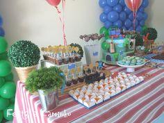 No dia 22 de maio estreamos nossas festas infantis em São Paulo!!   A mamãe Roseli nos encomendou uma festa super colorida e alegre, com o t...