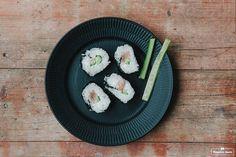 Sushi//Hunderezept von Herrchen kocht www.herrchenkocht.de