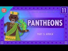 African Pantheons and the Orishas: Crash Course Mythology #11 - YouTube