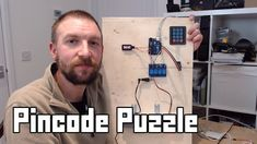 DIY pincode puzzle for escape room using arduino. Escape Room Themes, Escape Room Diy, Escape Room For Kids, Escape Puzzle, Escape Room Puzzles, Breakout Edu, Breakout Boxes, Escape Box, Escape Games