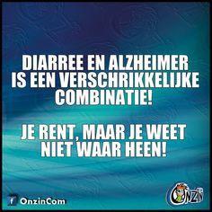 Diarree en Alzheimer