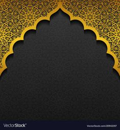 Floral background with traditional ornament vector image on VectorStock Islamic Background Vector, Banner Background Images, Textured Background, Ganapati Decoration, Decoration For Ganpati, Ganesh Wallpaper, Page Borders Design, Beautiful Rose Flowers, Food Poster Design