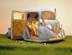 Edward Keinholz - Backseat Dodge '38