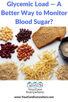 What is glycemic load? Many alternatives have been developed to evaluate how foods affect blood sugar. Glycemic load might be a better way for diabetics to monitor blood sugar levels. Diabetes Facts, Diabetes Care, Lower Stomach Fat, Diabetic Tips, Diabetic Meals, Diabetes Information, Diabetic Living, Fat Burning Drinks, Diabetic Friendly