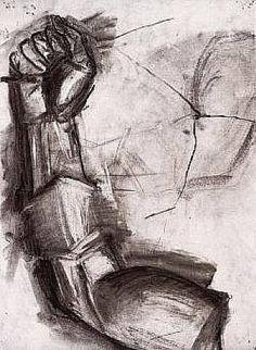 Jim Dine Drawings | Samantha Jean Dixon - Figure Drawing Class