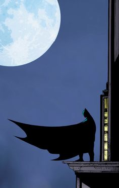 Batman - Lee Garbett & Trevor Scott