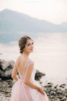 soon on the blog http://sonyakhegay.com/blog #wedding #pink #dress #bridal #bride