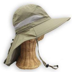 San Diego Hat Company Backpacker Hat Sungrubbies.com | Sungrubbies