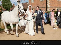 Into the Sunset - Jacquetta Wheeler and banker James Allsopp, 2012The bride wore: Temperley London