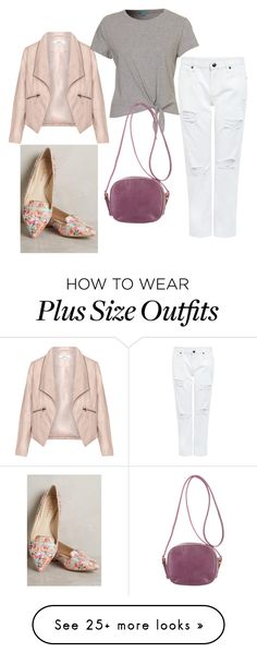 """""""Untitled #820"""" by kayla250 on Polyvore featuring Guilhermina, Zizzi, Edit, The Row, women's clothing, women, female, woman, misses and juniors"""