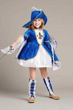 Miss Musketeer Costume For Girls   Chasingfireflies  54.97 6.97 5.97 5.97  Halloween Dress 2385e82f006