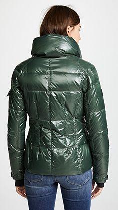 SAM. Freestyle Short Down Jacket Black Puffer, China Fashion, Vintage Handbags, Jacket Style, Coats For Women, Fashion Forward, Autumn Fashion, Winter Jackets, Long Sleeve
