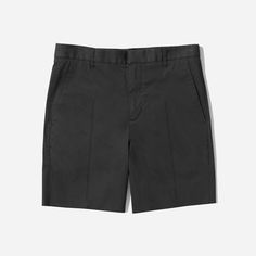 Shorts made to move. We made these travel-ready shorts in 4.2oz lightweight cotton poplin with considerable 4% stretch and classic 4-pocket styling. Total comfort, whether it's hours in a car seat or hours of walking the streets.