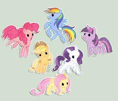 my little pony chibi   Snafu Comics • View topic - My Little Pony: Friendship is Magic!