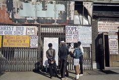 Ilyenek voltak Harlem utcái és arcai a hetvenes években - 3. kép