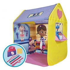 Worlds Apart Doc Mcstuffins Role Play Tent Worlds Apart http://www.amazon.co.uk/dp/B00HQGLR4O/ref=cm_sw_r_pi_dp_x2aBvb0G22N1T