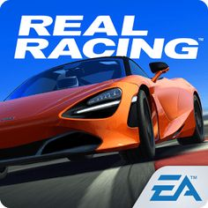 Real Racing 3 V5.6.0 MOD Apk [Data + OBB] (Unlimited Gold/Money) Latest Version
