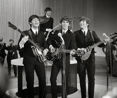 Paul, George, John, Ringo